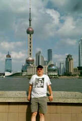 Click here to view photographs of my last stay in Shanghai (China).